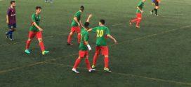 Graella de partits de futbol 25-26 març. CF Sant Quirze