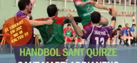 Handbol Sant Quirze- Sant Martí Adrianenc